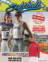 2018 Softball Catalog
