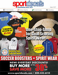 Soccer Booster Catalog