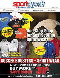 Soccer Booster 2016 Catalog