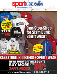 Basketball 2016 Booster Catalog