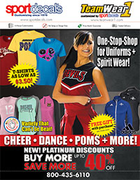 cheer 2016 Catalog