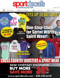 Cross Country Booster Catalog