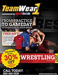 Wrestling 2016-2017 Catalog