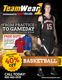 Basketball 2016 Catalog