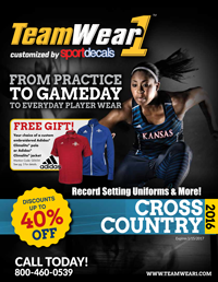 Cross Country Team Catalog
