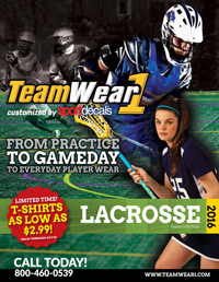 Lacrosse 2016 Catalog