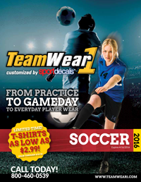 Soccer 2016 Catalog