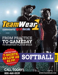Softball 2016 Catalog