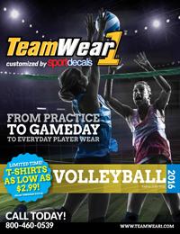 Volleyball Catalog