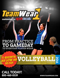 Volleyball Catalog